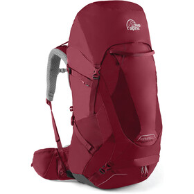 Lowe Alpine Manaslu Backpack ND60l Dame raspberry
